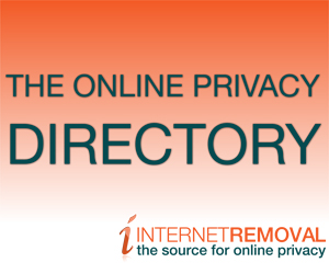 Internet Removal Privacy Directory