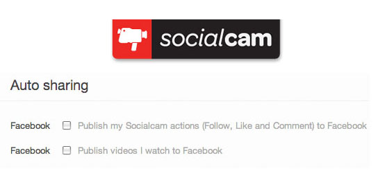 Disable Socialcam, Turn Off Socialcam, Remove Socialcam, Delete Socialcam