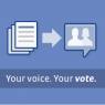 Facebook Site Governance Vote